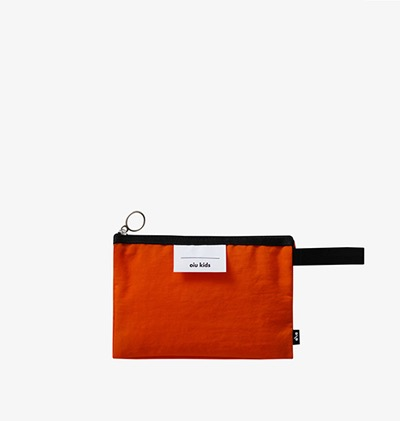 Layer Pouch-Orange