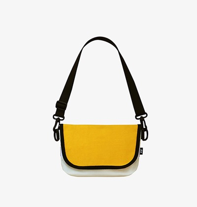 Flap ActiveBag-2Tone Yellow