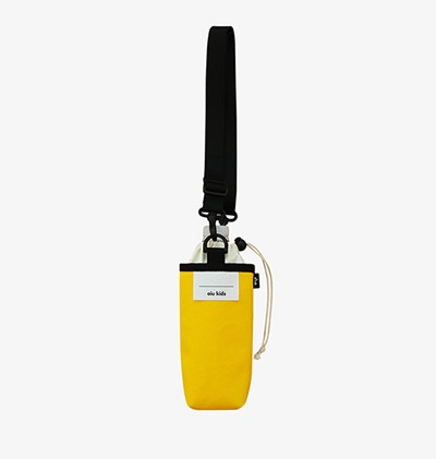 Bottle bag-Yellow