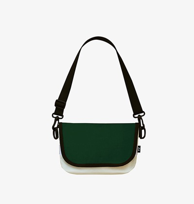 Flap ActiveBag-2Tone Green
