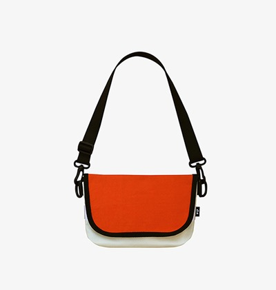 Flap ActiveBag-2Tone Orange