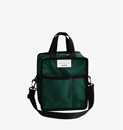 All in one Lunch bag - green