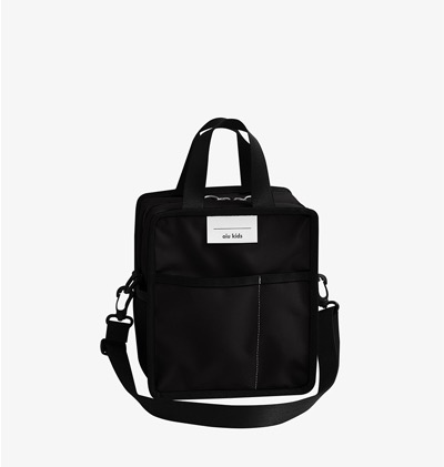 All in one Lunch bag - black