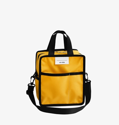 All in one Lunch bag - Yellow