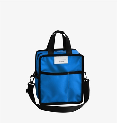 All in one Lunch bag - blue