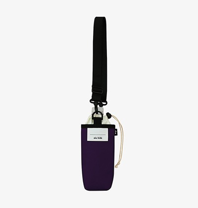 Bottle bag-purple